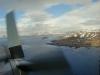 First glimpse of Attu island