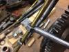 Hands welded