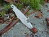 Rotting prop blade