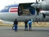 Minimal airstrip facilities