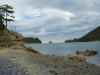 Looking out toward Kachemak Bay